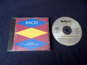 CD Orgel Organ Orgue Dom PASSAU Hans Leitner SYMICON BR 1996 Muffat Merkel Cogen