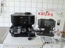 Krups cafepresso 10 plus  F 866 4210 Espresso- und Filter Kaffeemaschine