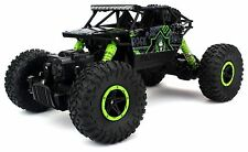 Shopaholic Rock Crawler Rechargeable RC 4WD Rally Car 1:18 Scale 2.4GHz
