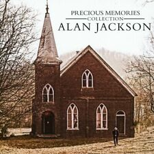 Alan Jackson Precious Memories Collection 2 CD Audio Disks Church Gospel Music