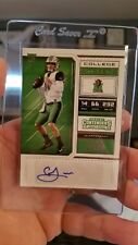 CHASE LITTON 2018 Contenders Draft Rookie RC Auto Autograph #201 Marshall CHIEFS