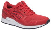 Asics Gel-Lyte III Damen Sneaker Gr. 36 (37) Schuhe Rot Sportschuhe neu