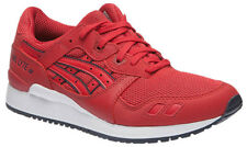 Asics Gel-Lyte III Damen Sneaker Gr. 38,5 (39,5) Schuhe Rot Sportschuhe neu