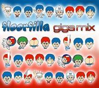 Floorfilla Gigamix (DJ Cerla Gigaradio/-club, 2004, #zyx9817) [Maxi-CD]