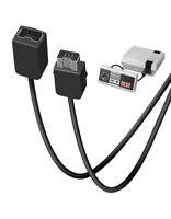 Câble d'Extension Rallonge 2.80m pour manette Nintendo Wii / NES Mini Classic