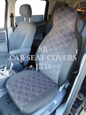 TO FIT A TOYOTA STARLET CAR, SEAT COVERS, BRICK II - 2 FRONTS