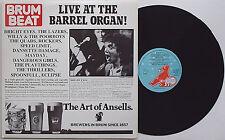V/A - Brum Beat Live At The Barrel Organ 2xLP 1980 Birmingham Post Punk New Wave