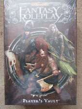 WARHAMMER FRP FANTASY ROLE PLAY PLAYERS VAULT BOXED SET NEW SW MINT