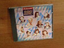 CAPITOL'S GREAT LADIES OF SONG : SENTIMENTAL JOURNEY : CD Album : CDP 7 98014 2