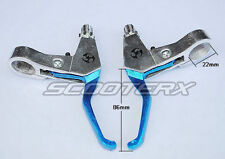 ScooterX Brake Lever Part Set Right Left Bike bmx Bicycle Gas Petrol Scooter