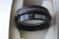ZEISS telescope Astro objective C - 80/500 ideal for a portable RFT
