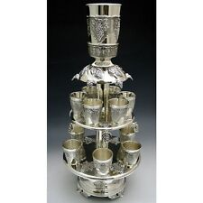 12 Cup Wine Fountain