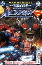 ACTION COMICS  (2016 Series)  (DC REBIRTH) #969 Near Mint Comics Book