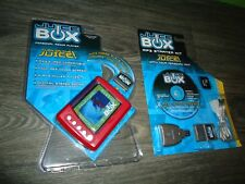 Mattel vintage Juice Box Mp3 player lot Misb never opened lot here!