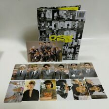 CD EXO XOXO Repackage Growl China Pre Order with Complete Photocard Korean