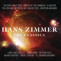 Hans Zimmer - Hans Zimmer [New Vinyl LP] Gatefold LP Jacket, 180 Gram