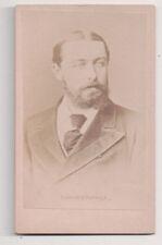 Vintage CDV Prince Alfred, Duke of Saxe-Coburg & Gotha
