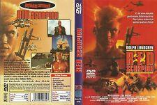 DVD - Red Scorpion - Dolph Lundgren / #8836