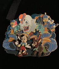 Disney Pin Pinocchio Donkey Jumbo From Featured Artist Pins Set/Lot Le 750