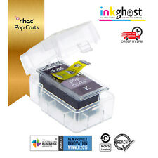 Rihac Black PG510 PG512 Pop Carts for Canon Cartridges MP495 MX320 MX330 MX340