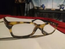 Ray Ban RB5178 2144 51mm Brown Striped Eyeglasses RX Frames
