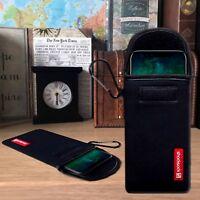 Sony Xperia 1 Shock Sock Pouch Case Durable Neoprene High Density Black