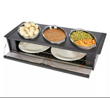 Hostess H0392BL Buffet Server with 3 Pyrex Dishes - New & Boxed Food Warmer