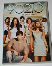 90210: The Second Season (DVD 6 disc set) Season 2