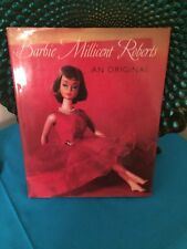 Barbie Milllicent Roberts An Original Hardback Book Copyright 1998