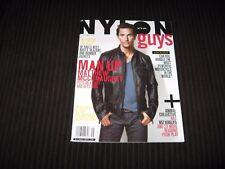 NYLON GUYS SEPTEMBER 2012 MATTHEW McCONAUGHEY WIZ KHALIFA JAMIE CHUNG NAS