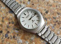 Vintage Citizen CQ Crystron Quartz Watch August 1975 JDM