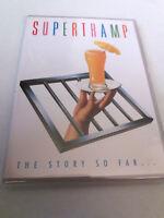 """SUPERTRAMP """"THE STORY SO FAR..."""" DVD COMO NUEVO"""