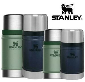 24OZ / 0.70L STANLEY THE LEGENDARY CLASSIC FOOD JAR HOT & COLD THERMOS VACUUME