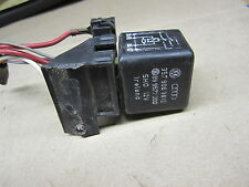 VOLKSWAGEN CABRIO GOLF 00 2000 OE RELAY w/ PIGTAIL OE#357906381B