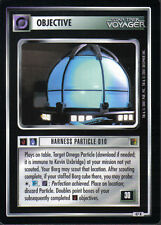 STAR TREK CCG THE BORG RARE CARD HARNESS PARTICLE 010