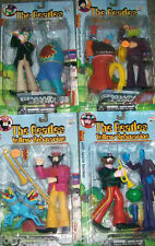 The Beatles 2000 Mcfarlane  Yellow Submarine 4 Figure Set NEW IN PACKAGE