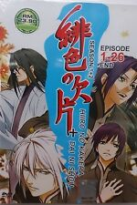 DVD HIIRO NO KAKERA + DAI NI SHOU ( SEASON 1+2 ) VOL. 1-26 END + FREE SHIPPING