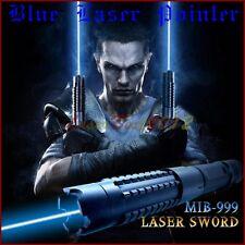BX9-M 450nm Adjustable Focus Blue Laser Pointer Burn Matches Light Cigarettes