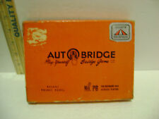 Vintage 1959 Autobridge Deluxe Pocket Model No. Pb - Complete