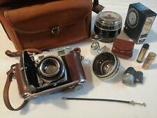 Kodak Retina IIIc (Ausf. II - 1957) con accessori