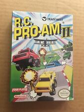 Rc Pro Am 2 Sealed!!! NES Very Rare Nintendo Game