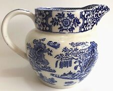 "Vintage T G GREEN & Co ""MING"" Pattern JUG c1930s With Issues"