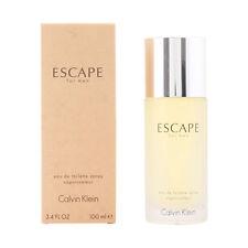 Perfumes de hombre Calvin Klein, escape, 100ml