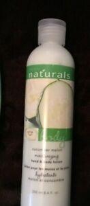 Avon Naturals Cucumber Melon Lotion