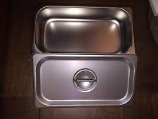 Lot Of 5 Update International Stp-332 Steam Table Pan
