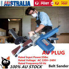 Variable Speed Electric Power 533X30 Belt Sander, Grinder, Polisher for Metals!