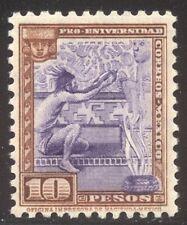 Mexico #706 Scarce Mint - 1934 10p Worshiper