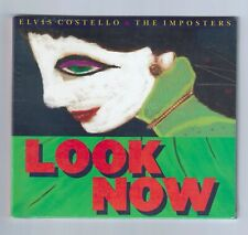 BRAND NEW Look Now By Elvis Costello & The Imposters CD (Digipak)