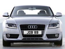JOB 8B Job Jobs Jobb Jobbs Jo Personalised Registration Cherished Number Plate
