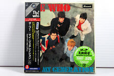 THE WHO: MY GENERATION +17, 2CD, SPECIAL EDT. JAPAN MINI LP CD, VERY RARE, OOP